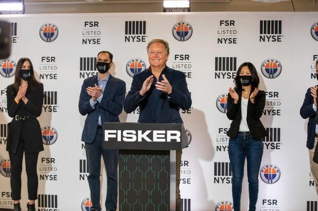 Fisker vstoupí na britský trh v roce 2023
