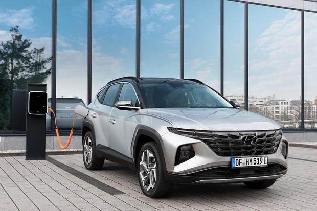Hyundai zveřejnil informace o novém Tucsonu Plug-in hybrid