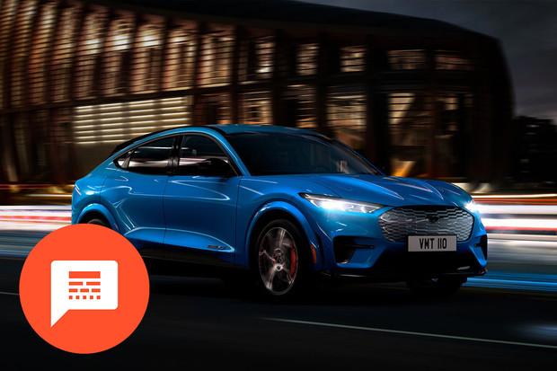 Honda končí s benzínem a naftou, Mustang Mach-E i Xpeng G3 v Evropě a další
