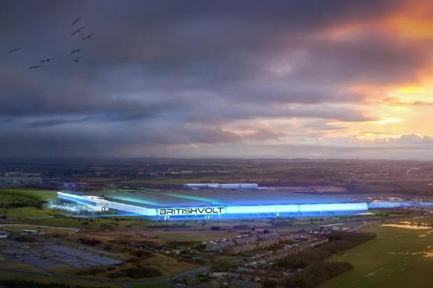 V Británii se začne stavět fabrika na výrobu baterií pro elektromobily