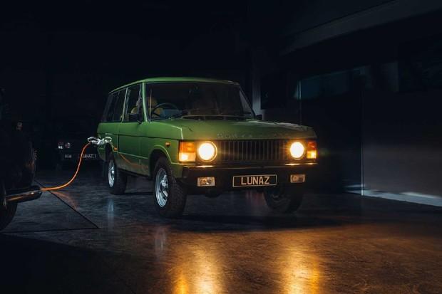 Lunaz přichází s oživením starých Range Roverů. V hlavní roli je elektřina