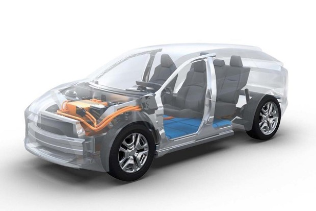 Subaru potvrdilo první elektromobil pro Evropu