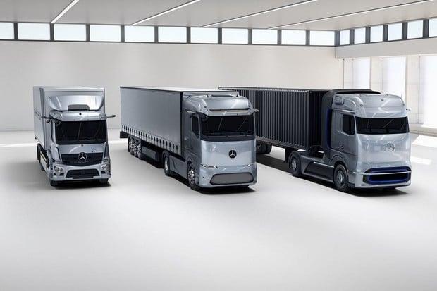 Evropští výrobci nákladních vozidel souhlasí s koncem nafty do roku 2040