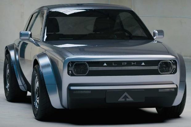 Firma Alpha Ace představila unikátní elektromobil. O jeho produkci rozhodne jediné