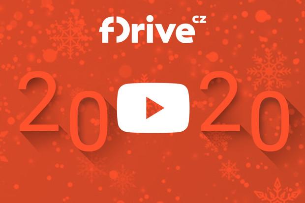 To nejzajímavější z roku 2020 podle diváků YouTube kanálu fDrive.cz