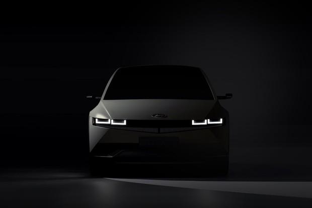 Hyundai odkrývá design svého přelomového elektromobilu Ioniq 5