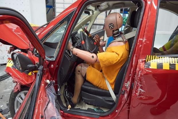Elektromobil Suda SA01 neprošel nárazovými testy ADAC
