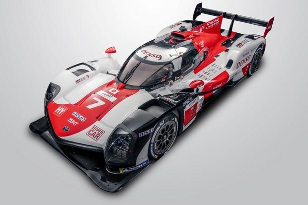 Podívejte se, jaký hybridní speciál pro vytrvalostní závody připravila Toyota