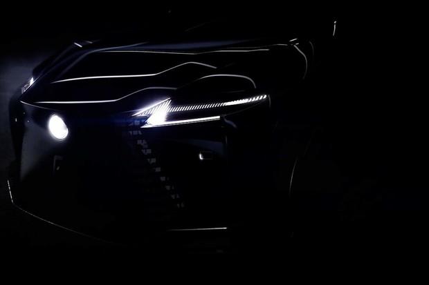 Lexus škádlí veřejnost novým konceptem elektromobilu