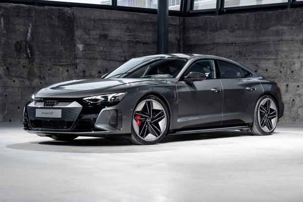 Sportovní elektro Gran Turismo od Audi je oficiální. Přivítejte e-tron GT