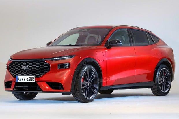 Nové Mondeo bude plug-in hybridní SUV