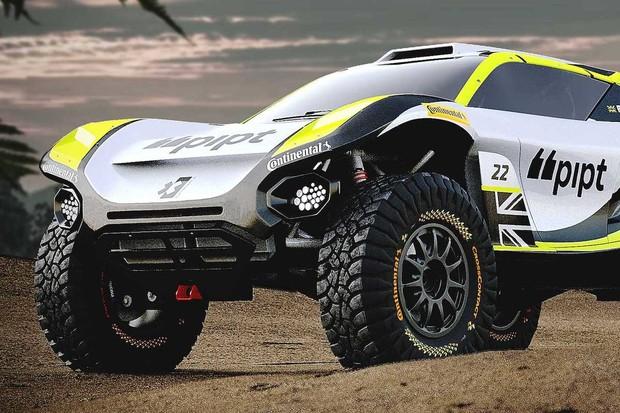 Jenson Button se v Extreme E poprvé svezl v elektromobilu. Vymění jej za spalovací?