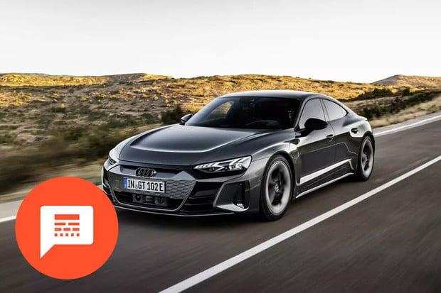 Audi e-tron GT, výroba Tesly Semi, česká cena Mercedesu EQA a další novinky