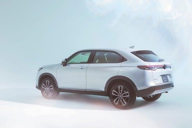Honda představuje třetí generaci HR-V, bude jen jako hybrid e:HEV