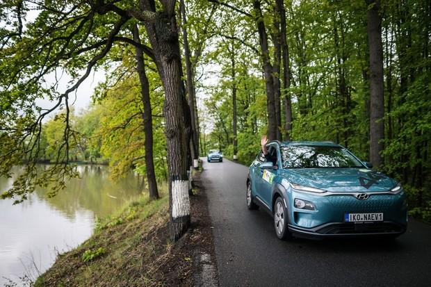 Rallye čistých energií opět zavítá do Českého Krumlova