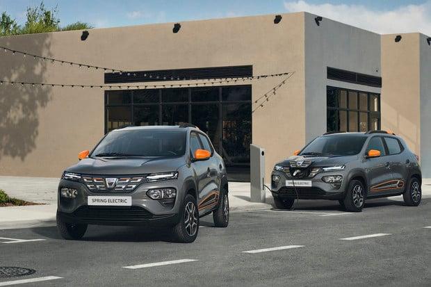 Dacia odhalila oficiální cenu elektromobilu Spring pro francouzský trh