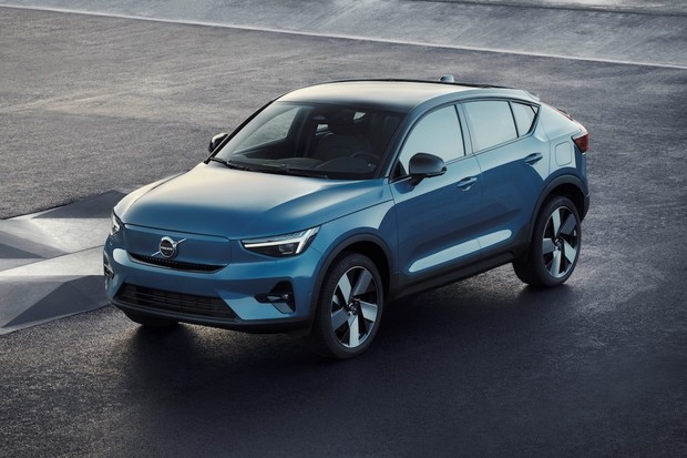 Volvo spustilo produkci C40 Recharge. Elektrická budoucnost začíná