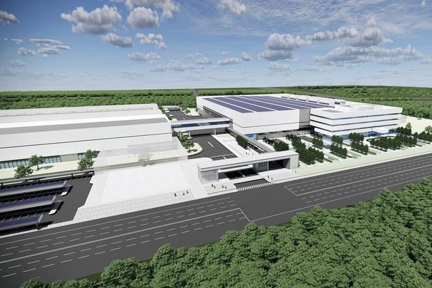 Skupina HMG v Kantonu zahajuje výstavbu závodu na výrobu palivových článků