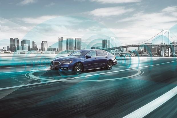 Honda už má autonomní řízení 3. úrovně