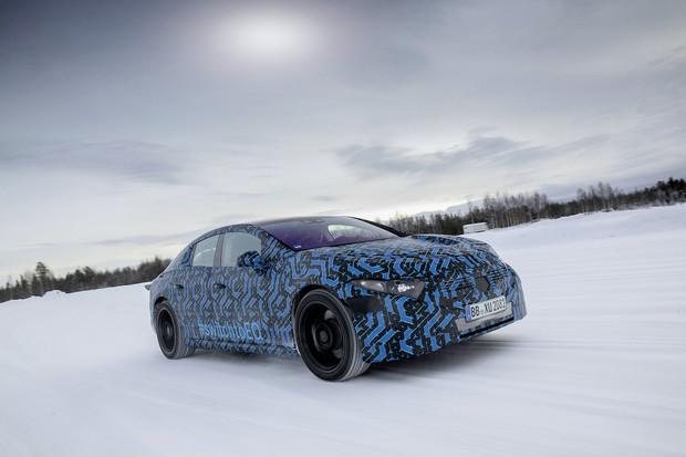 Šéf Mercedesu: EQS bude ziskový od prvního dne