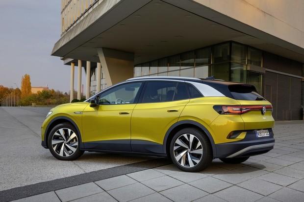 Volkswagen ID.4 přijíždí k prvním českým zákazníkům