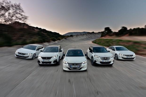 """Peugeot představuje svou vizi ekologické mobility: """"Power of choice"""""""