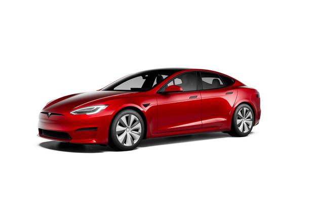 A je to oficiální. Tesla Model S Plaid patří mezi nejrychlejší na světě