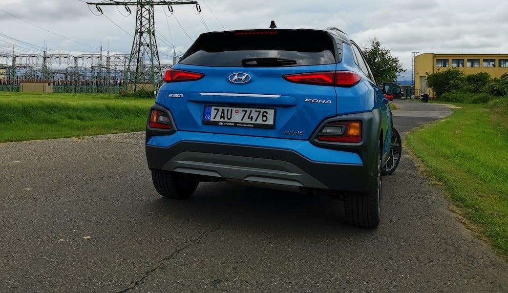 Otestovali jsme, jakou reálnou spotřebu má Hyundai Kona Hybrid