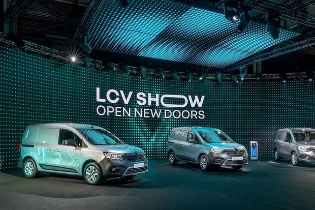 Renault dnes představil nové Kangoo, elektrická verze přijde později