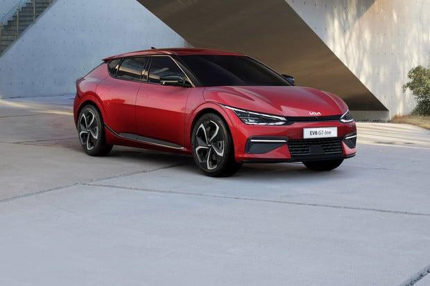 Kia zahájila předprodej modelu EV6 v České republice