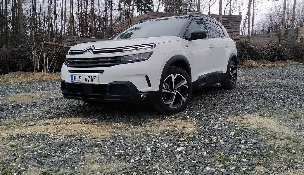 Citroën C5 Aircross Shine Hybrid 225 e-EAT8