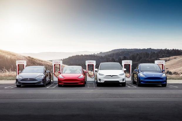 Tesla vybudovala v Evropě už přes 6 tisíc Superchargerů