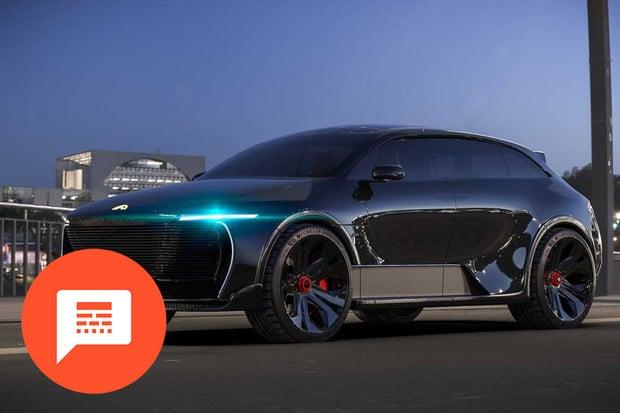 První informace o Mercedesu EQS, elektrický Hummer EV, Humble Motors a další novinky