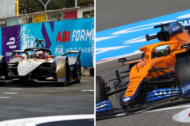 Formule E by se mohla spojit s F1. Zatím alespoň skrze závodní víkendy