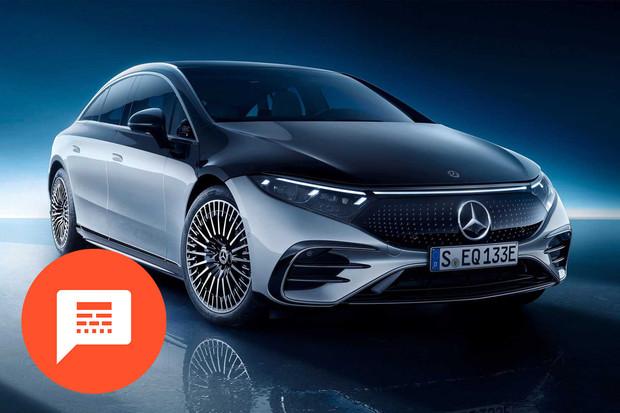 Mercedes EQS, Audi Q4 e-tron, nová verze Autopilota Tesla a další novinky