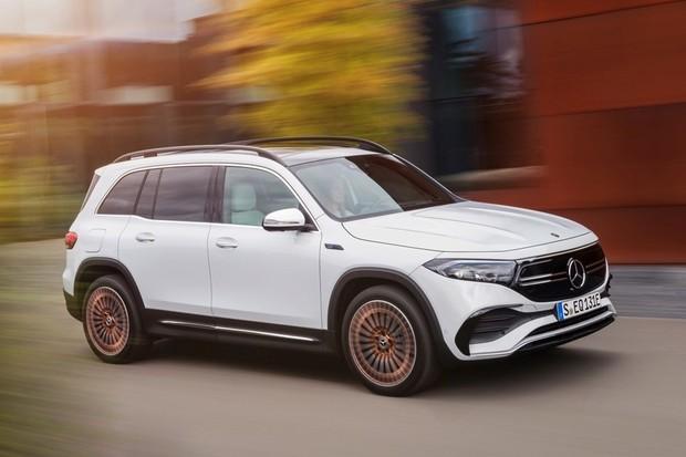 Chystá se další elektrický Mercedes. Potěší především milovníky SUV