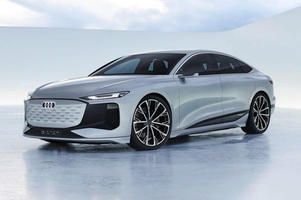 Audi ukázalo špičkový a čistě elektrický A6 e-tron, zatím jako koncept