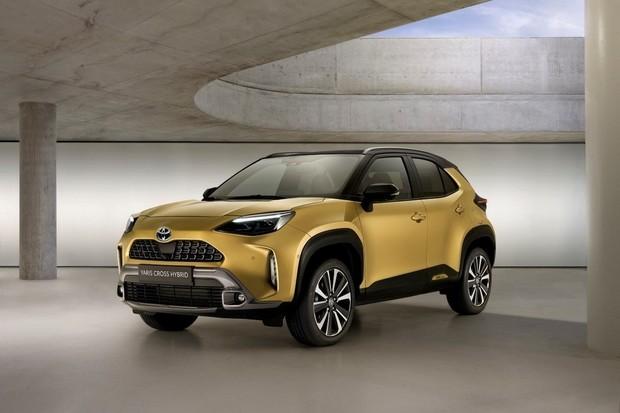 Startuje předprodej nové Toyoty Yaris Cross, cena začíná na 435 000 Kč