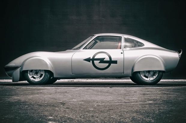 188,86 km/h. Elektrický Opel pokořil před 50 lety šest světových rekordů