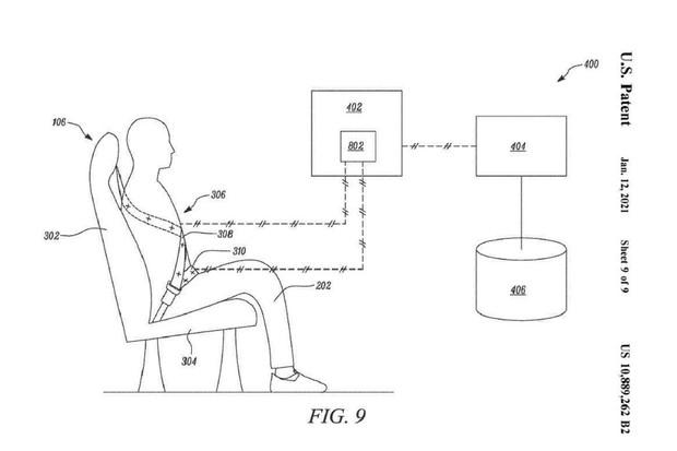 Tesla si nechala patentovat zdokonalené bezpečnostní pásy, které neobelstíte