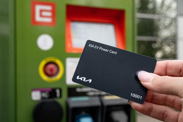 Kia zveřejnila ceník EV Power Card. Můžete nabíjet za 3,50 Kč i bez paušálu!