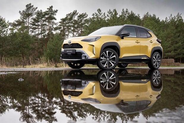 Toyota Yaris Cross. Tak malá a přesto SUVerénní