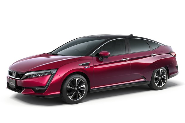 Honda Clarity končí. Avšak vodík s logem Hondy nikoliv