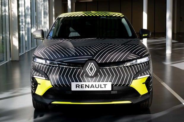 Renault Mégane E-Tech Electric. Vyjíždí nový Mégane, pohání jej elektřina
