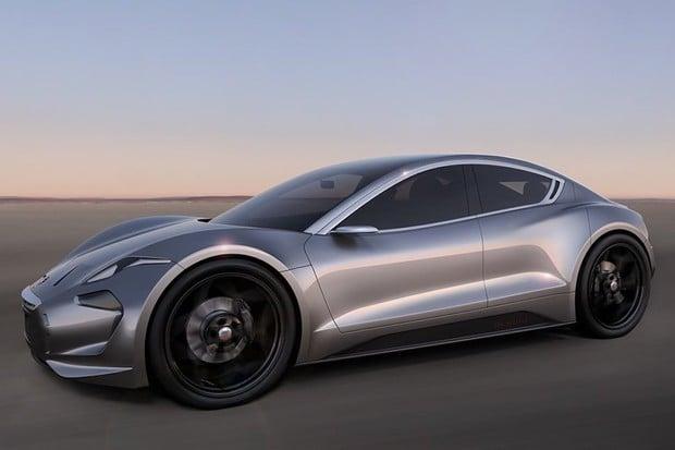 Fisker odhalil příď svého elektromobilu. Vypadá atraktivně