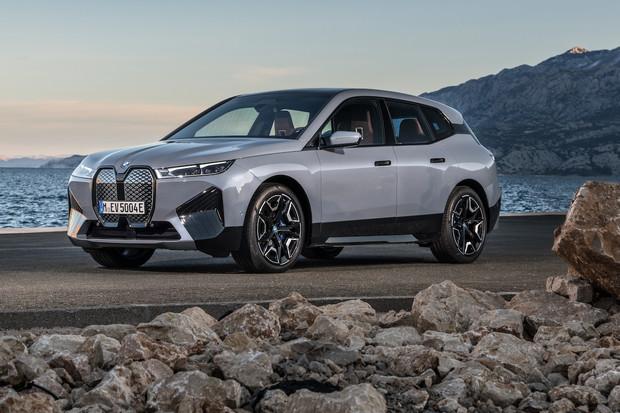 Známe další detaily o BMW iX. Některými nás potěšilo, jinými zklamalo