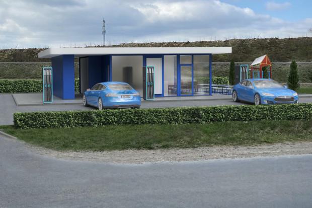 Síť ultrarychlých nabíjecích stanic se zázemím se připravuje i v Česku