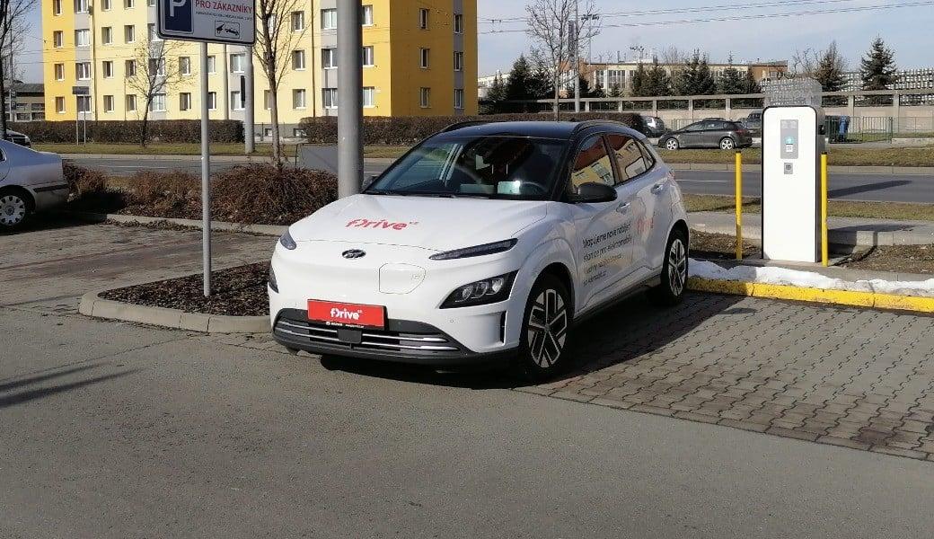 Reálný dojezd Hyundai Kona Electric