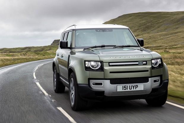 Land Rover vyvíjí Defender na vodík. Vyjede ještě letos