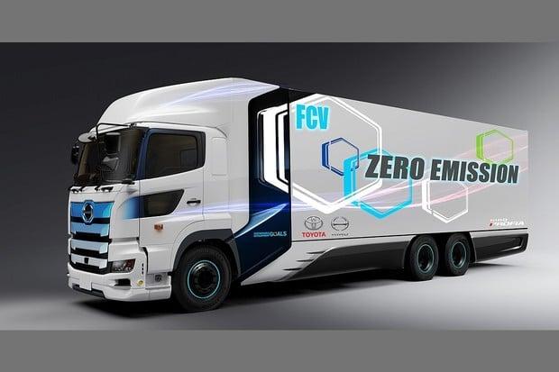 ACEA: Česko potřebuje 20 vodíkových čerpaček pro nákladní auta